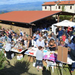 Domenica 27 settembre 2015 si è svolto il tradizionale Pranzo Sociale, con annessa Pesca di Beneficienza, a Montegonzi pro C.A.L.C.I.T. Valdarno.