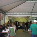 Sabato 03 Ottobre 2015 la Sez. C.A.L.C.I.T. Valdarno di Bucine ha organizzato  in collaborazione con S.P.S. Lenza Bucinese, in Pazza del Campo Vecchio, la 2° Cena di Beneficienza a favore del C.A.L.C.I.T. Valdarno,