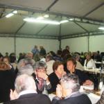 Sabato 03 Ottobre 2015 la Sez. C.A.L.C.I.T. Valdarno di Bucine ha organizzato  in collaborazione con S.P.S. Lenza Bucinese, in Pazza del Campo Vecchio, la 2° Cena di Beneficienza a cui hanno partecipato in tantissimi.