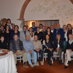 Rendola - Montevarchi, Venerdì 02.10.2015: Riunione dei Consiglieri, attuali e storici, del C.A.L.C.I.T. Valdarno.