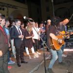 """Martedì 26.07.2016 Concerto """"UNA NOTA PER LA VITA"""" Piazza Masaccio a San Giovanni V.no per i 25 anni del C.A.L.C.I.T. Valdarno"""
