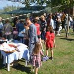 Montegonzi 25 settembre 2016: Festeggiamenti per il 25° Anniversario dell'Associazione.