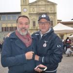 Mercatino dei Ragazzi domenica 09 ottobre 2016 a Montevarchi: il Tenore Luca Canonici