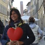 Mercatino dei Ragazzi domenica 09 ottobre 2016 a Montevarchi: Sandra Verdi della Sez. locale del C.A.L.C.I.T. Valdarno.