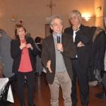 Venerdì 20 Gennaio Cena Sociale del C.A.L.C.I.T. Valdarno  agli Ufizzi di San Giovanni V.no: al centro il Direttore Generale Azienda USL  Toscana Sud-Est Dott. Enrico Desideri.
