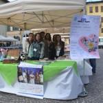 Mercatino dei Ragazzi a Montevarchi 21 maggio 2017; Istituto Prof. R. Magiotti Indirizzo Socio-Sanitario
