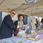 Mercatino dei Ragazzi a Montevarchi 21 maggio 2017: Scuola Leonardo da Vinci