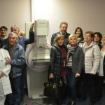 Presentazione tomosintesi mammaria con il Consiglio del C.A.L.C.I.T. Valdarno ed il Team della Radiodiagnostica  -  Ospedale del Valdarno 06.11.2017