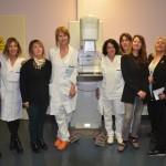 Presentazione tomosintesi mammaria con il Team della Radiodiagnostica  -  Ospedale del Valdarno 06.11.2017