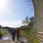 Una Passeggiata insieme in ricordo di MAURO BROGI organizzata dalla Sezione Valdarno Superiore del CLUB ALPINO ITALIANO - Meleto V.no 02-04-2018